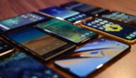 المواد الاساسية لصناعة شاشة الموبايل