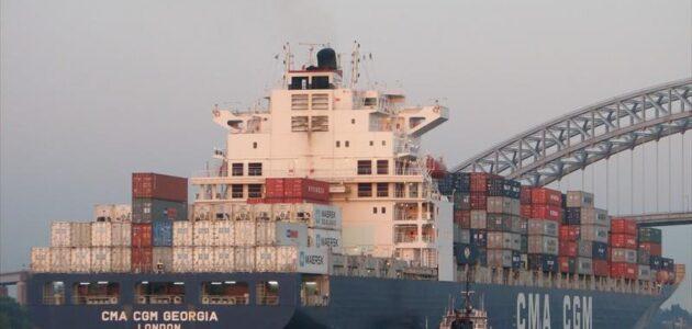 شركة CMA CGM نقل الحاويات