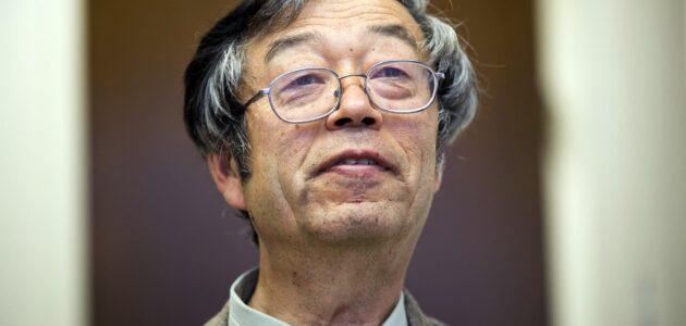 ساتوشي ناكاموتو مؤسس البتكوين