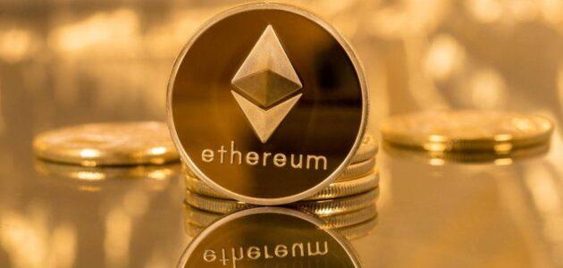 سعر الإيثريوم Ethereum : الإيثريوم ETH مقابل الدولار