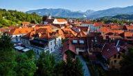 أشهر سوبر ماركت في سلوفينيا وعناوين السوبر ماركت في سلوفينيا