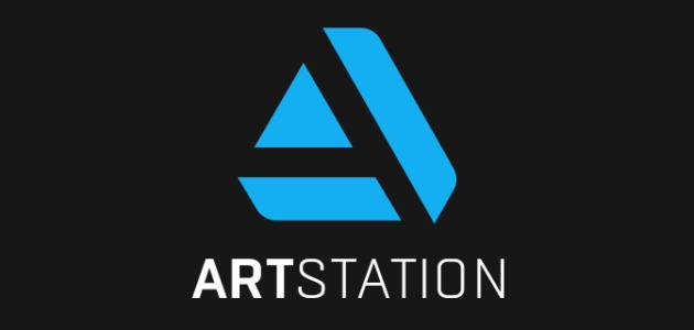 ارت ستيشن ArtStation شرح المنصة كيفية الربح