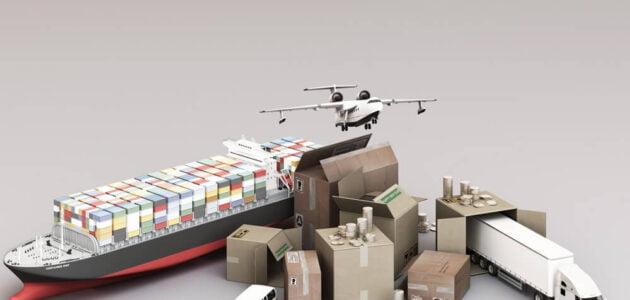 افضل طريقة لشحن المنتجات من الصين إلى Amazon أمازون