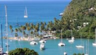 الرمز البريدي سانت لوسيا ✉️  Postal code ZIP code Saint Lucia