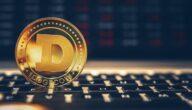 عملة دوج كوين DogeCoin مقابل الدولار USD اليوم