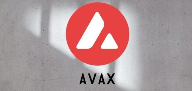 عملة AVAX شرح القيمة السوقية AVAX