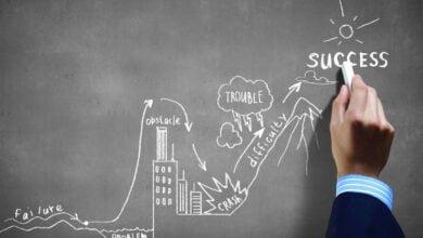 اقتباسات كتاب قصص النجاح من الفشل إلى قمة المجد والشهرة