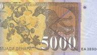 رمز عملة الدينار المقدوني
