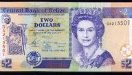 رمز عملة دولار بليز
