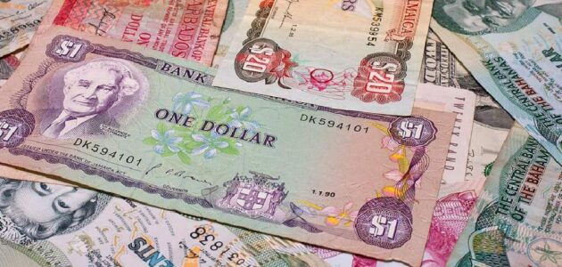 رمز عملة دولار شرق الكاريبي أنتيغوا وبربودا