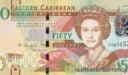رمز عملة دولار شرق الكاريبي سانت لوسيا