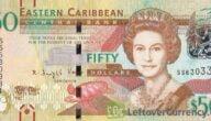 رمز عملة دولار شرق الكاريبي غرينادا