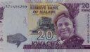 رمز عملة كواشا ملاوي