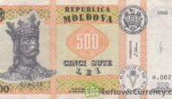 رمز عملة ليو مولدوفا