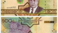 رمز عملة مانات تركمانستان