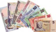 رمز عملة نيرة نيجيريا