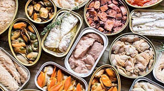 صناعة الأسماك المعلبة مكونات صناعة الأسماك المعلبة