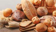 صناعة الخبز مكونات الخبز