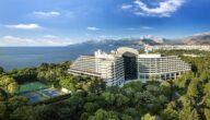 أفضل فنادق ومنتجعات انطاليا