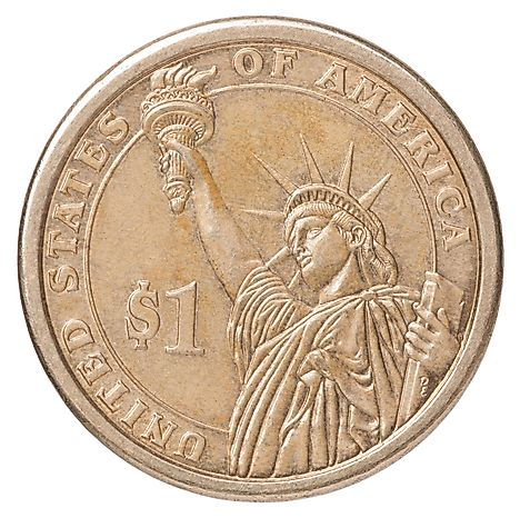 رمز عملة دولار أمريكي بالاو