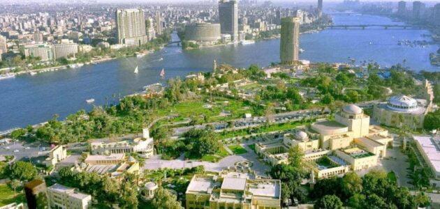 أرخص وأفضل فنادق في القاهرة
