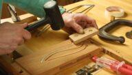 الأجهزة والأدوات اللازمة لمهنة صناعة الموبيليا