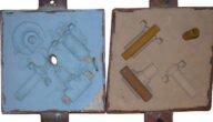 الأجهزة والأدوات اللازمة لمهنة صنع الأدوات المعدنية