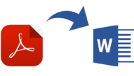 الربح من ادخال البيانات وتحويل الملفات و الصور من pdf إلى word
