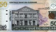 رمز عملة دولار سورينام