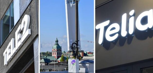 شركات الاتصالات في السويد