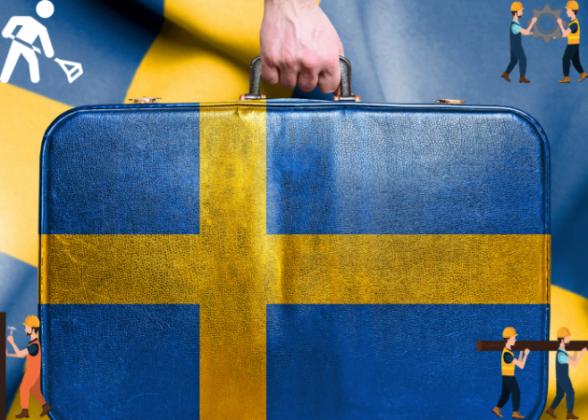 شروط إقامة العمل في السويد المستندات المطلوبة