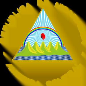 شعار جمهورية نيكاراغوا
