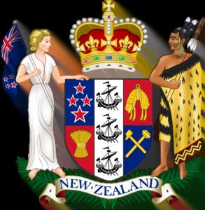 شعار نيوزيلندا