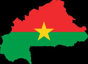 علم بوركينا فاسو