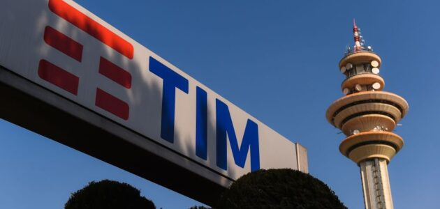 شركات الاتصالات في إيطاليا