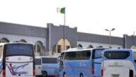 مكاتب النقل البري في الجزائر