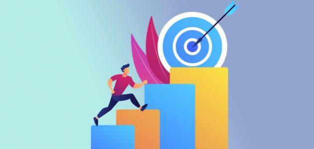 حدد أهدافك وأولوياتك باستمرار لعملك
