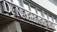 مواعيد عمل بنك De Nederlandsche في هولندا