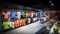 مشروع تجارة الملابس الرياضية