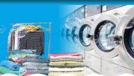 مشروع مغسلة ملابس أين تباع ماكينات المغسلة