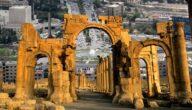 أثر السياحة على النمو الاقتصادي في سورية
